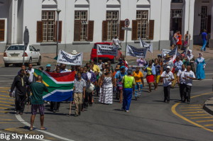 The Founding Day Street Parade was such a success it could be repeated.